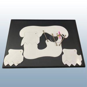 P20-TR.11 - (Magnetized) TMJ Dysfunction Board