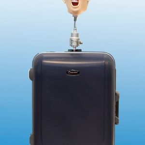 XBT-40 - Pediatric X-Ray Trainer (Suitcase)